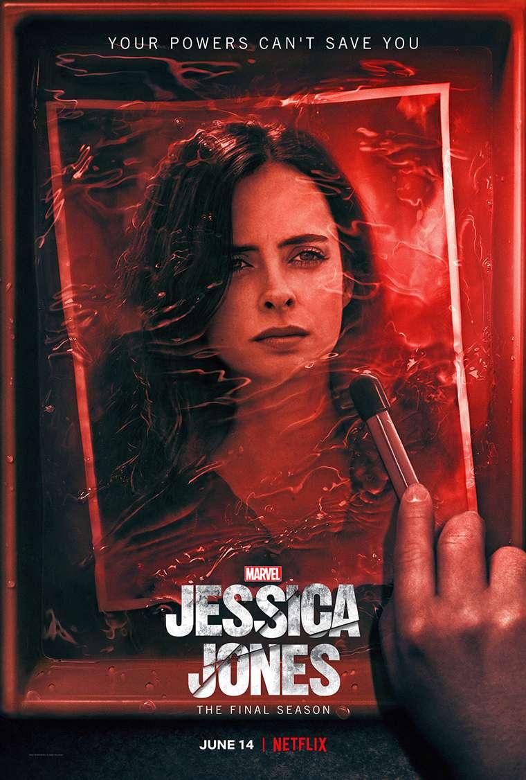 Jessica Jones, trailer, season 3, temporada 3