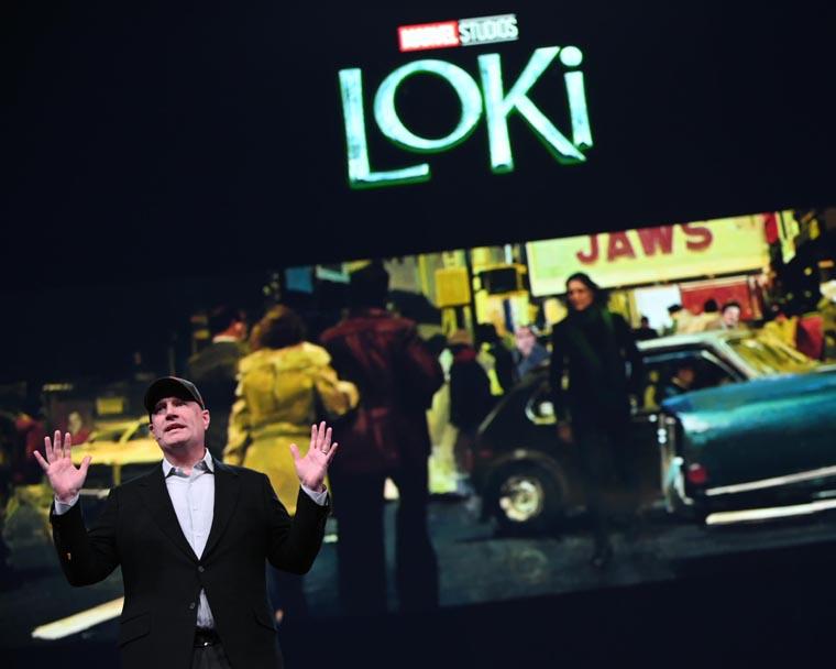 Loki, 1975, Kevin Feige, Disney, serie