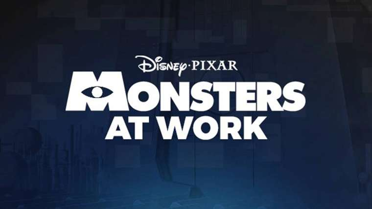 Monsters At Work, poster