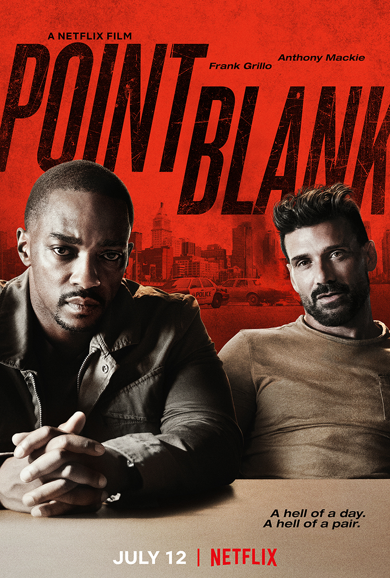 Point Blank, trailer, Anthony Mackie, Frank Grillo