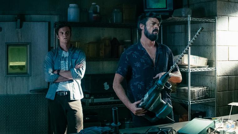 The Boys, trailer