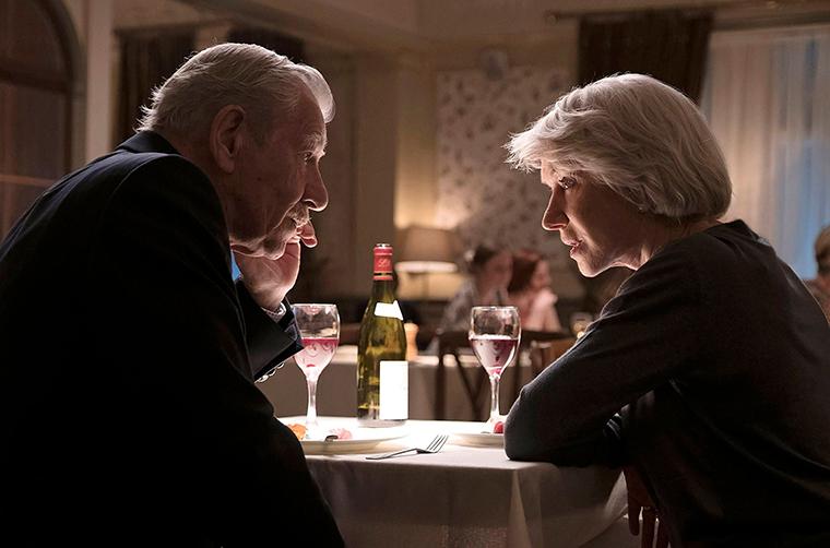 The Good Liar, trailer, Ian McKellen, Helen Mirren, Bill Condon