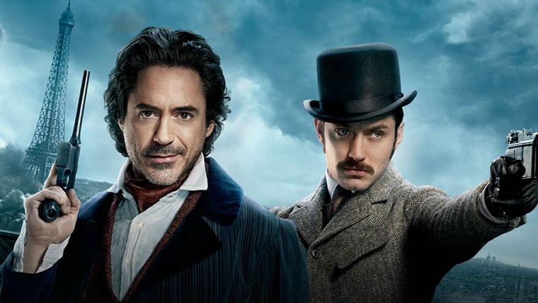 Dexter Fletcher, Sherlock Holmes 3