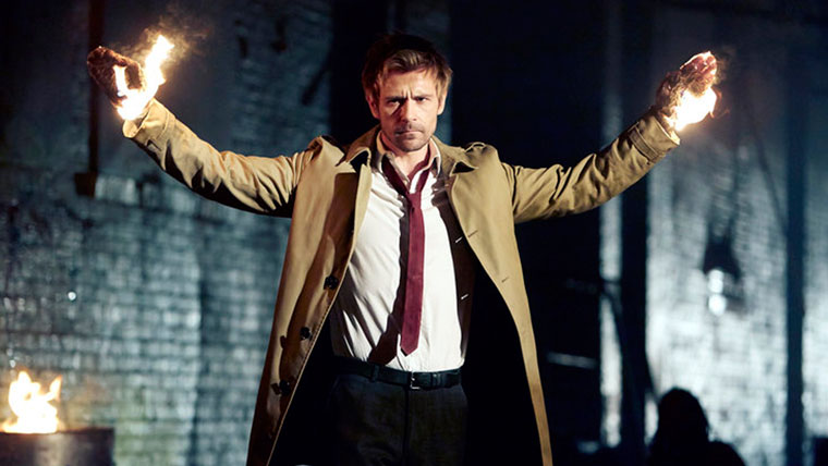 Constantine, Matt Ryan, Legends of Tomorrow