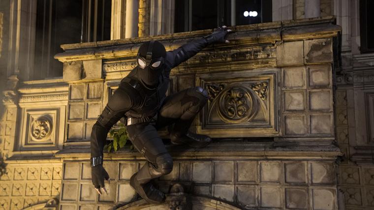 Spider-Man Far From Home, Tom Holland, Hombre Araña, Peter Parker