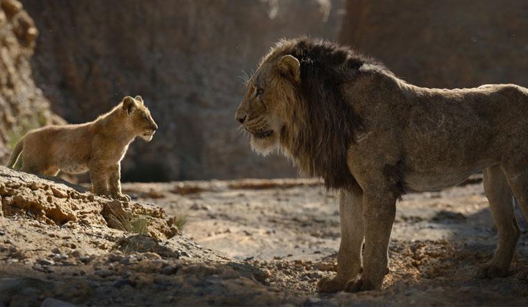 The Lion King, El Rey León, Jon Favreau, Disney, comparisson, 2019, 1994, live-action, Donald Glover, Simba, Scar