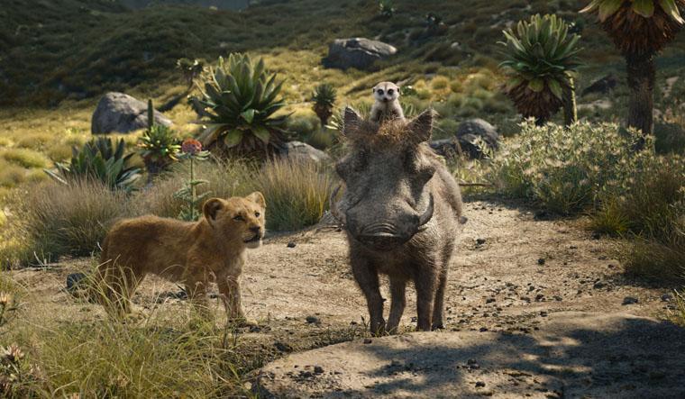 The Lion King, El Rey León, Jon Favreau, Disney, comparisson, 2019, 1994, live-action, Donald Glover, Simba, Pumba, Timón