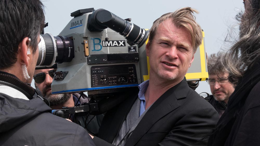 Christopher Nolan, movies, películas