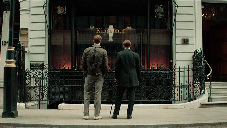 The King's Man, teaser, trailer