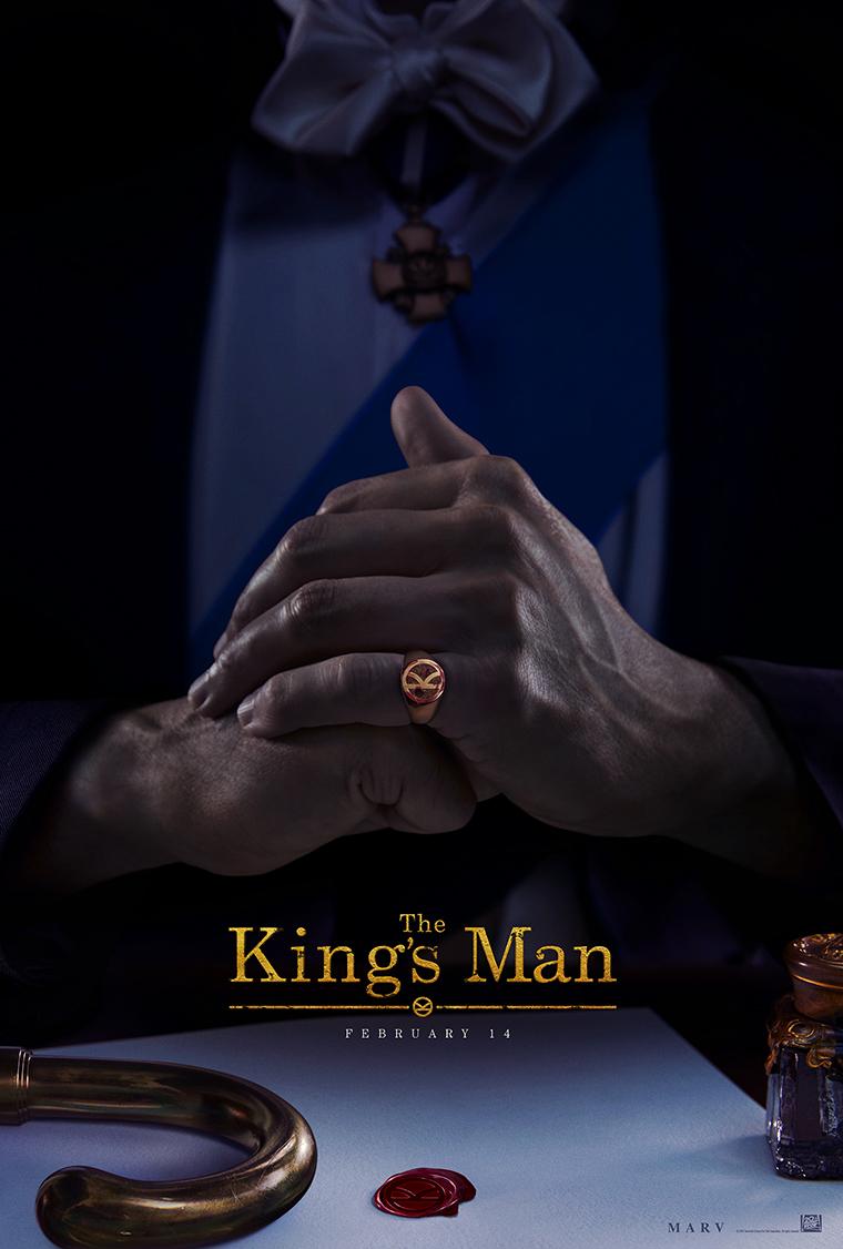 The King's Man, teaser, poster