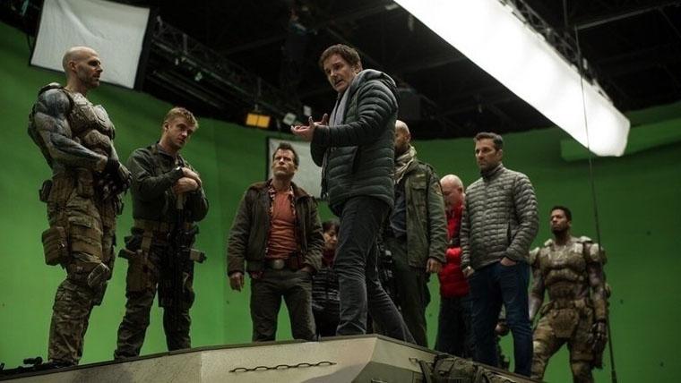 The Predator, Shane Black, Fred Dekker