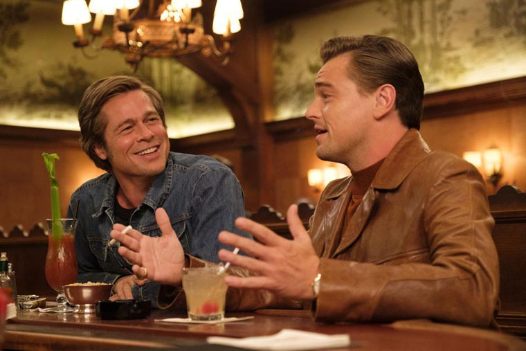 Once Upon a Time in Hollywood, Quentin Tarantino, Rick Dalton, Leonardo DiCaprio, Cliff Booth, Brad Pitt
