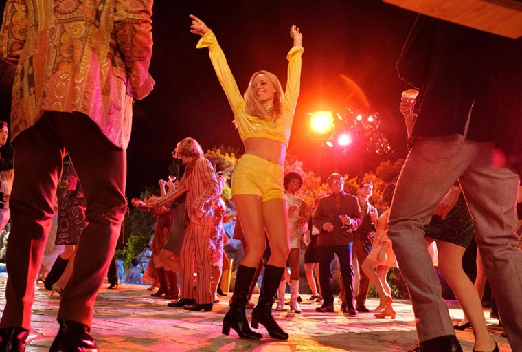 Once Upon a Time in Hollywood, Quentin Tarantino, Sharon Tate, Margot Robbie
