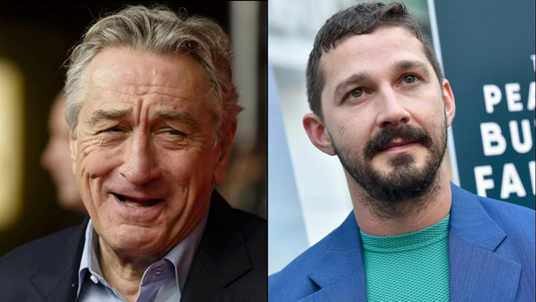 Robert De Niro, Shia LaBeouf, After Exile
