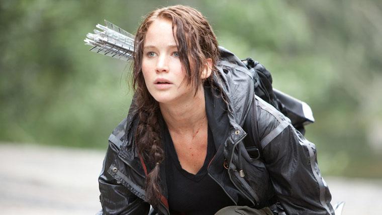The Hunger Games, Los Juegos del Hambre, Jennifer Lawrence