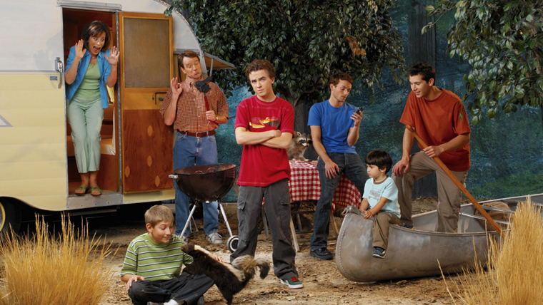 Malcolm in the Middle, pelicula, movie