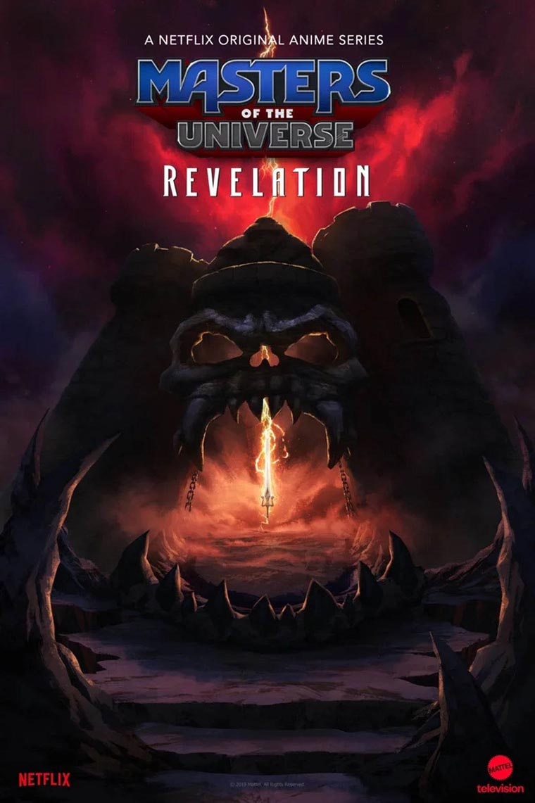 Masters of the Universe: Revelation, Kevin Smith
