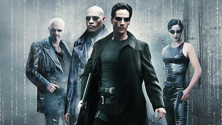 The Matrix 4, Keanu Reeves