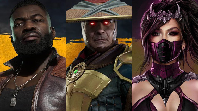 Mortal Kombat, Jax, Mileena, Raiden, Mehcad Brooks, Tadanobu Asano, Sisi Stringer