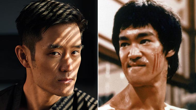 Once Upon a Time in Hollywood, Mike Moh, Bruce Lee