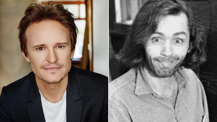 Once Upon a Time in Hollywood, Damon Herriman, Charles Manson