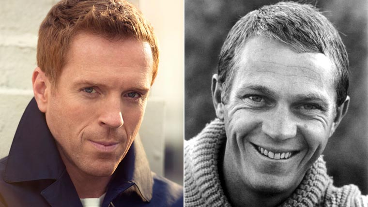 Once Upon a Time in Hollywood, Damian Lewis, Steve McQueen