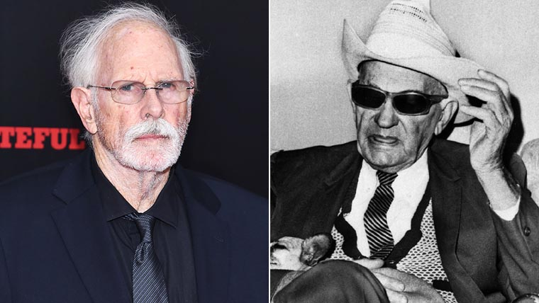 Once Upon a Time in Hollywood, Bruce Dern, George Spahn