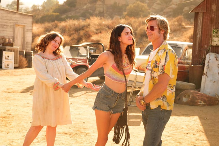 Once Upon a Time in Hollywood, real, people, stars, personajes, reales