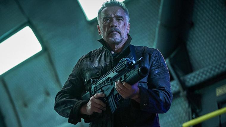 Terminator: Dark Fate, Tim Miller, James Cameron