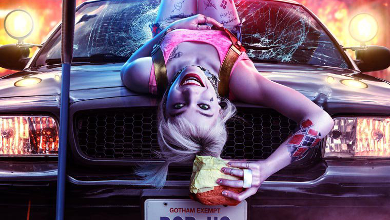 Birds of Prey, Harley Quinn