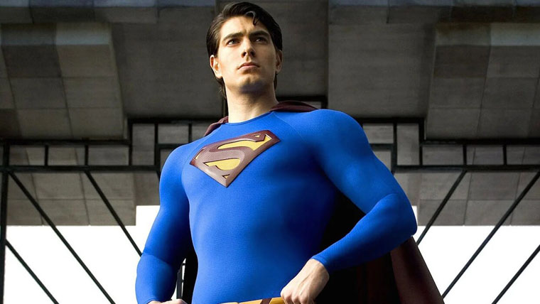 Crisis on Infinite Earths, Brandon Routh, Superman