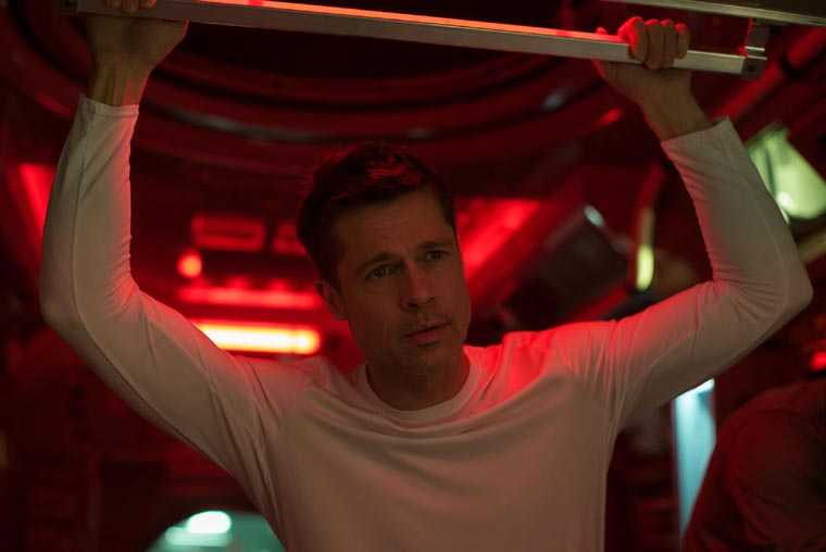 Ad Astra, Brad Pitt, James Gray