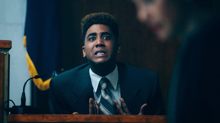When They See Us, Jharrel Jerome