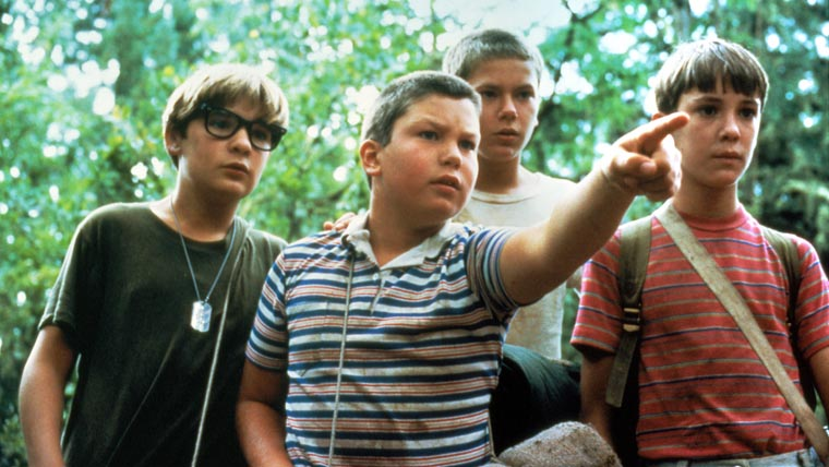 Stephen King, movies, peliculas, adaptaciones, adaptation, Stand by Me