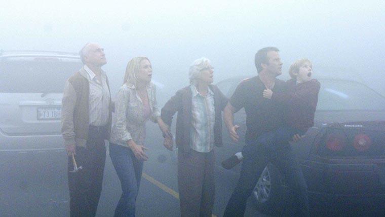 Stephen King, movies, peliculas, adaptaciones, adaptation, The Mist