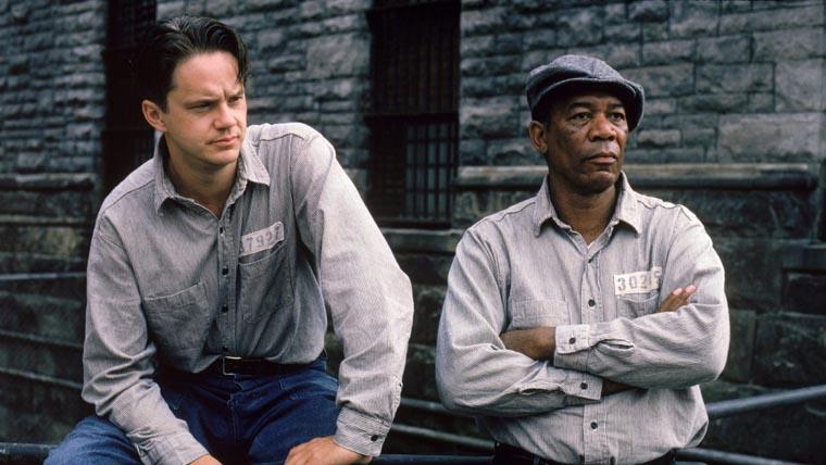 Stephen King, movies, peliculas, adaptaciones, adaptation, The Shawshank Redemption
