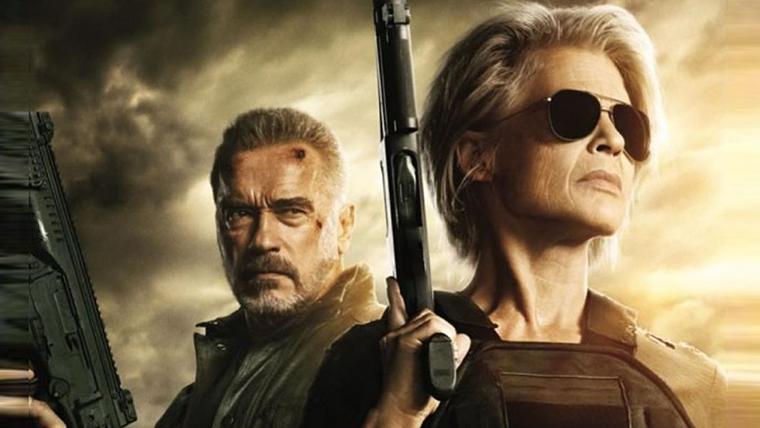 Terminator: Dark Fate, poster