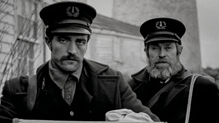 The Lighthouse, trailer, 2019, Robert Pattinson, Willem Dafoe