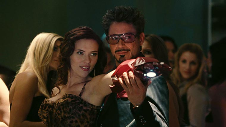 Tony Stark, Iron Man, Black Widow, Robert Downey Jr.