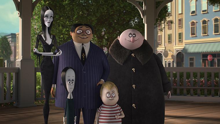 The Addams Family, Los Locos Addams
