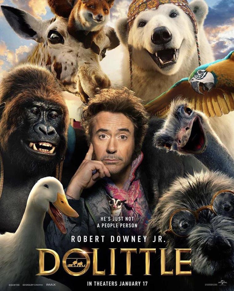Dolittle, Robert Downey Jr.