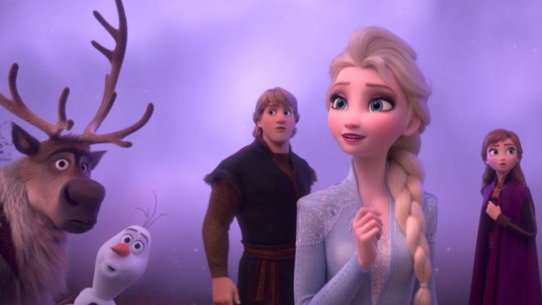 Frozen 2, Elsa, Anna