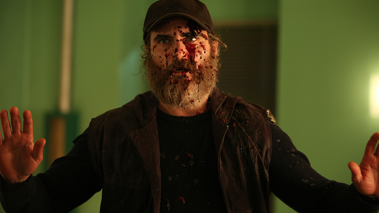 Joaquin Phoenix, You Were Never Really Here