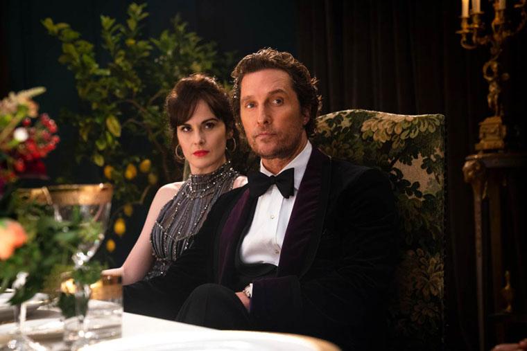 The Gentlemen, Guy Ritchie, Matthew McConaughey, trailer
