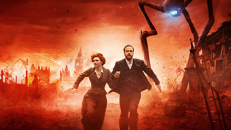 The War of the Worlds, teaser, Rafe Spall