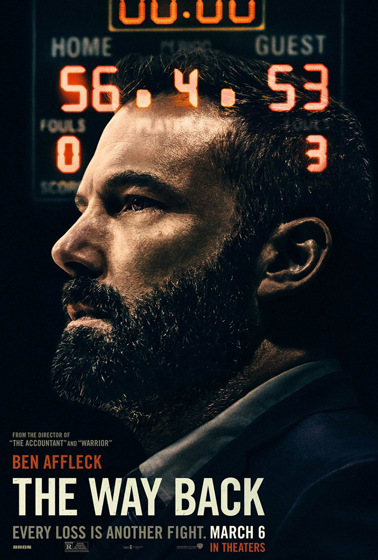 The Way Back, Ben Affleck