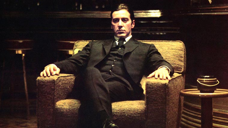 Al Pacino, The Godfather, Michael Corleone, El Padrino