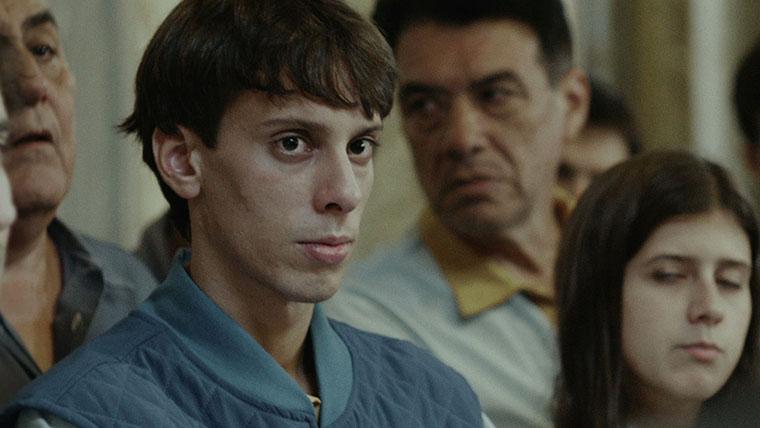 Cartero, Emiliano Serra