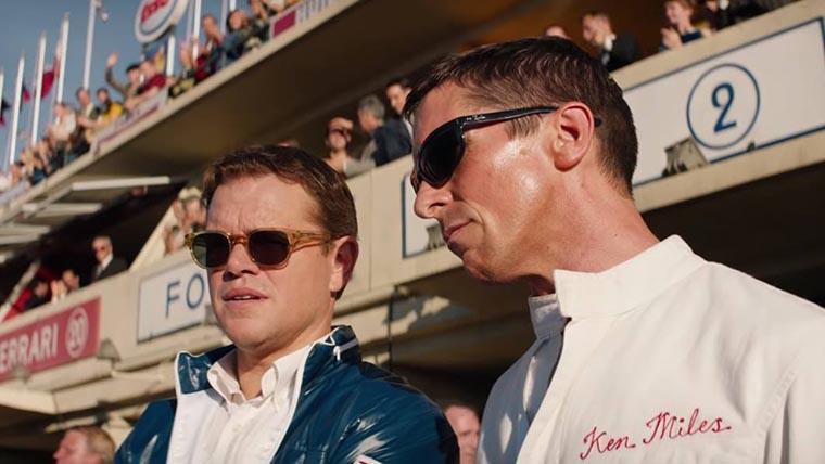 Ford v Ferrari, James Mangold, Matt Damon, Christian Bale