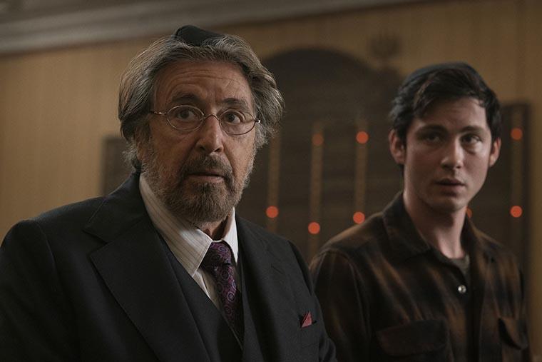 Hunters, Al Pacino, Logan Lerman